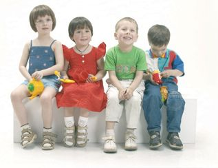 «Фольксолидаритет», или детский сад в Германии