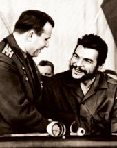 Руки Че Гевары