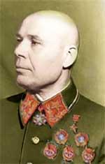 Маршал С. К. Тимошенко