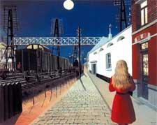 Вокзал ночью, 1963