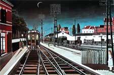 Маленький ночной вокзал, 1957