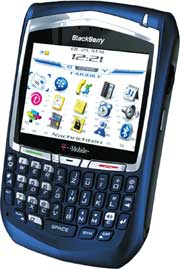 Blackberry даже внешне неповторимы