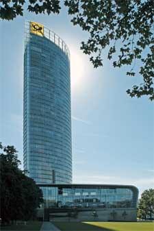 Здание «Пост-Тауер» в Бонне