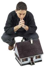 Если владелец собственного жилья потерял работу…