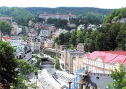 Лечение и отдых в Чехии