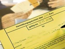 Vermittlungsgutschein. Изменение  законодательства