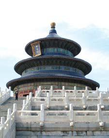 храм Неба - символ Пекина