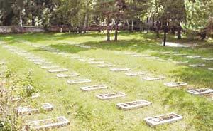 Немецкое кладбище в Елабуге