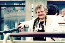 Шарлотта Шуманн, 1980 год, г.Дуйсбург