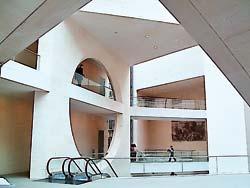 Фойе исторического музея