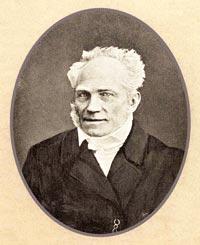 Артур Шопенгауер. Первый дагерротип, 22.08.1845