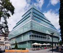 Центральная библиотека в Ульме