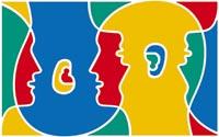 Европейский день языков.       Официальный логотип.       26 сентября 2008 г.