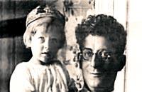 Андре Нин с дочерью - главная  скандальная жертва Орлова в Испании. Подробности убийства стали известны  только недавно