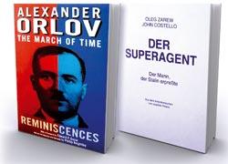 Книги об Александре Орлове