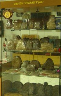 Музей ''Тульский пряник''. Экспозиция