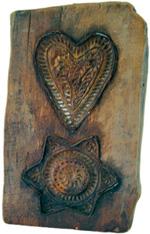 Пряничная доска. XVIII век. Ахен