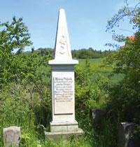 могила Сулькевича в Дипполдисвальде, в Саксонии