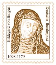 Хильдегарда фон Бинген