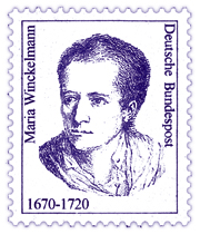 Мария Винкельман