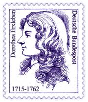 Доротея Христиана Эркслебен
