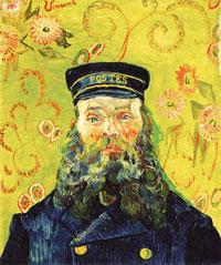 Ван Гог: Жозеф- Этьенн Рулен (1889)