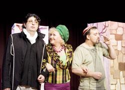'Семья', наш театр