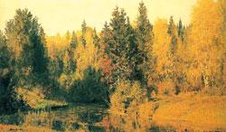 И.И. Шишкин 'На севере диком'