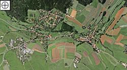 Деревня Музбах. Фото получено с помощью Google