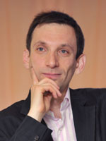 Украинский журналист и политолог Виталий Портников