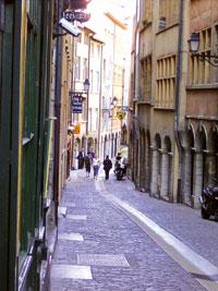 Улицы в ренессансных кварталах
