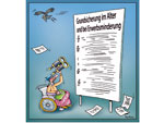 Переоформление Grundsicherung im Alter на новый срок.
