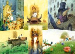 Иллюстрации И.Олейникова