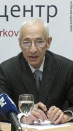 Юрий Маркович Шмидт - адвокат Ходорковского