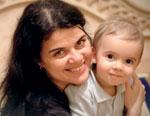 Маленький Тёма – мамино счастье!