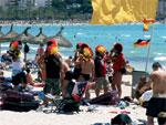 Немецкие туристы идут на рекорд