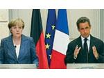 Меркель, Саркози и кризис евро