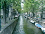 Дойти до Амстердама...