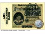 Инфляция: немецкий кошмар