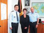Охрана государственных границ ФРГ