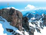 Зимнее путешествие в Альпы