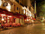 Старые парижские кафе...