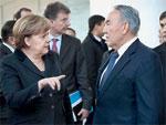 Назарбаев в Берлине