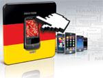 Германия переключается на смартфоны