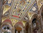 Библиотека Пикколомини в Сиене
