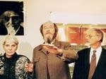 В  Доме русского зарубежья им. А. Солженицына