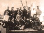 О Русском Севере, немецких полярниках и немножечко о нашей дружбе