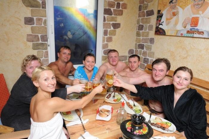 сауны в германии фото