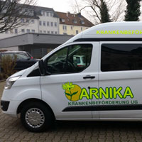 Arnika Ambulanter Pflegedienst - Krankentransport. Behindertentransport