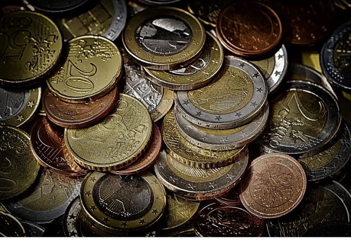монеты евровалюты